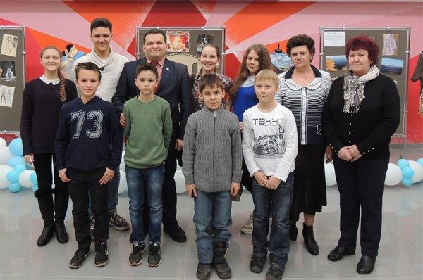 Областной конкурс - выставка детского технического творчества