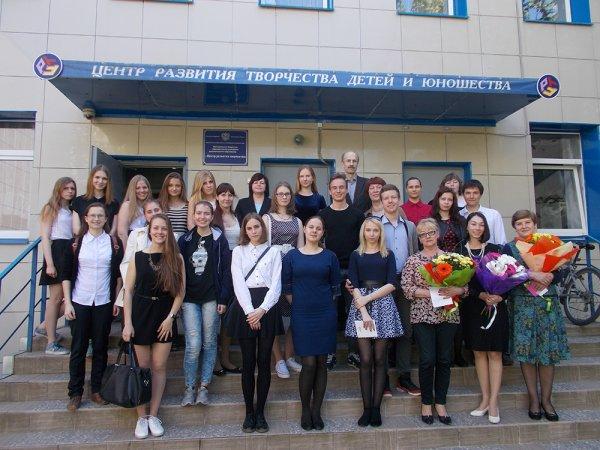 Церемония вручения свидетельств об окончании обучения