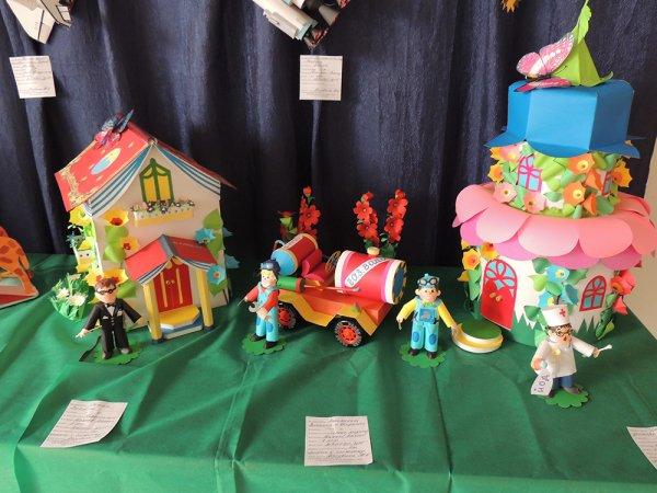 Областная выставка-конкурс детского декоративно-прикладного искусства