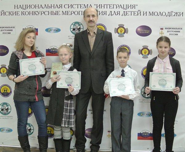XVIII Всероссийский конкурс научно-исследовательских и творческих работ «Первые шаги в науке»