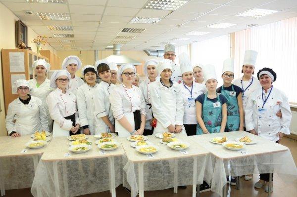 Соревнования JuniorSkills по компетенции «Поварское дело»