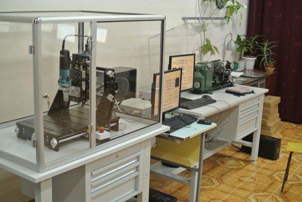 Торжественное открытие лаборатории прототипирования