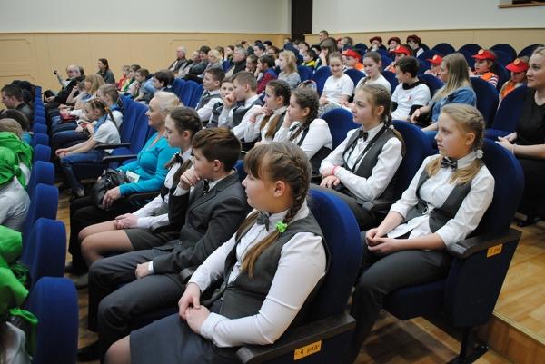 Областная Слет-школа юных инспекторов движения