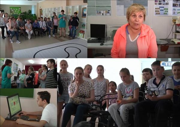 20 июня  «Школу успеха» ЦРТ посетили гости из Гатчины