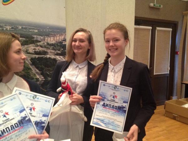 Победители муниципального этапа Всероссийского творческого конкурса «Слава созидателям!» опять в ЦРТ