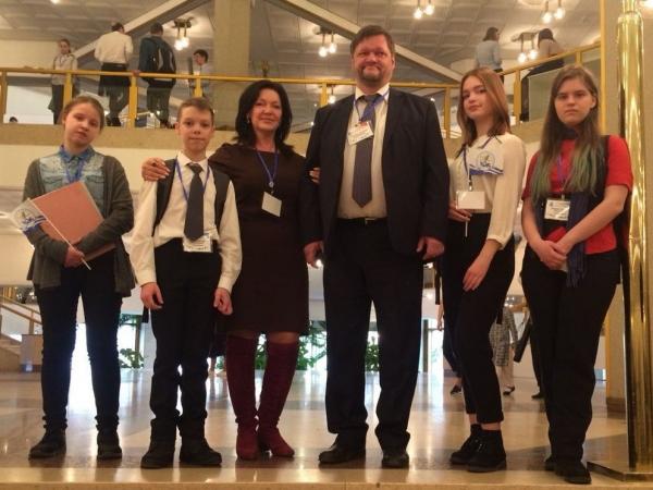 Всероссийский конкурс юношеских исследовательских работ имени В.И. Вернадского